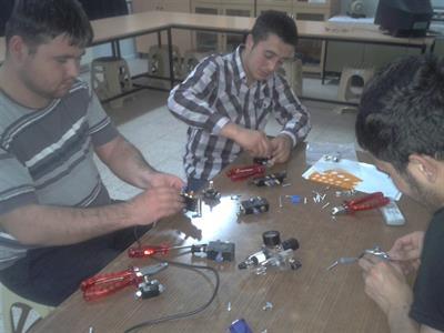 Elektrik Laboratuar - 209