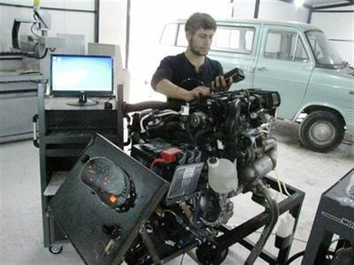 Otomotiv Laboratuarı - 211