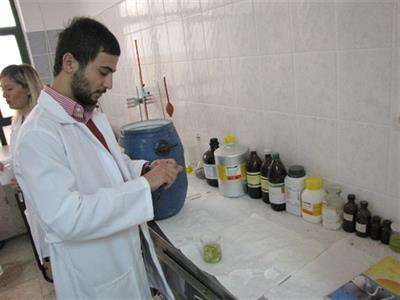 Zeytincilik Laboratuarı - 212