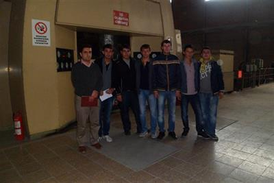 Elektrik Bölümü Teknik Gezi - 231