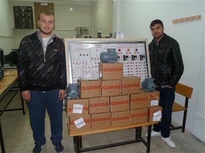 Gamak Motor - Asenkron Motorlar - 232